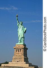 άγαλμα , ελευθερία
