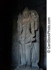άγαλμα , ινδονησία , shiva , prambanan καλαμίδι