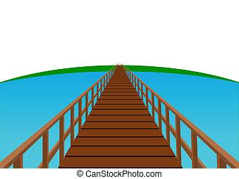 άγαρμπος γέφυρα