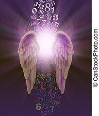 άγγελος , numerology , αριθμοί