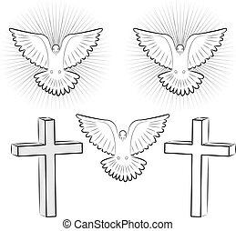 άγιος αμυδρό ίχνος