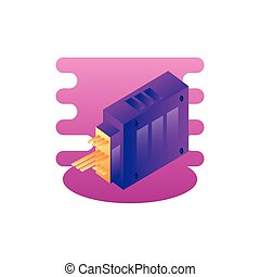 άγκιστρο για ανάρτηση εγγράφων , έγγραφα , κέντρο δεδομένων , δίσκος