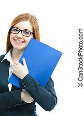 άγκιστρο για ανάρτηση εγγράφων , συνέντευξη , δουλειά , γυναίκα αμπάρι
