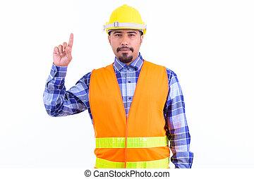 άγκιστρο στερέωσης ρούχων ανακριτού , γενειοφόρος , πέρσης , άντραs , δομή δουλευτής