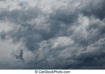 άγνοια θαμπάδα , ουρανόs , καταιγίδα