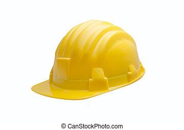 άγρια καπέλο , κίτρινο