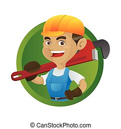 άγω , ευκανόνιστος , εργάτης κατάλληλος για διάφορες εργασίες