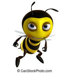άθυμος , μέλισσα