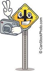 άκρα του δρόμου , χαρακτήρας , διάβαση , φωτογράφος , σήμα