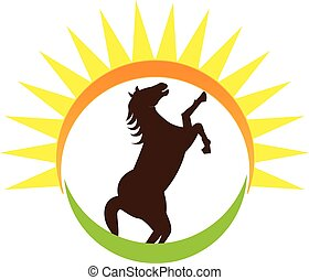 άλογο , ο ενσαρκώμενος λόγος του θεού