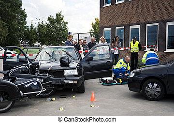άμαξα αυτοκίνητο αεροπορικό δυστύχημα