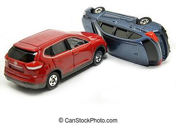 άμαξα αυτοκίνητο , ατύχημα , σύγκρουση αυτοκινήτου