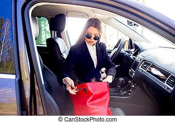 άμαξα αυτοκίνητο γυναίκα , οδήγηση