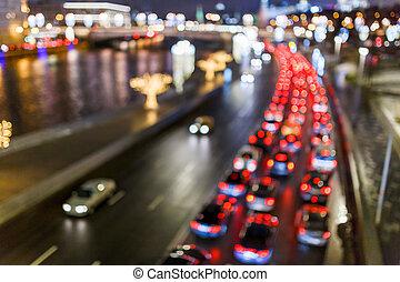 άμαξα αυτοκίνητο , εικόνα , δρόμοs , θολός