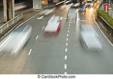 άμαξα αυτοκίνητο , τρέξιμο , δρόμοs
