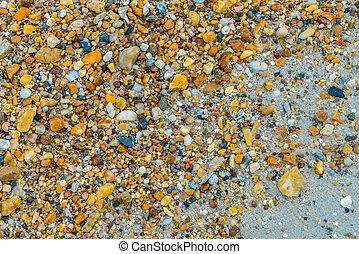 άμμος ακρογιαλιά , θάλασσα