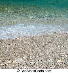 άμμος αχανής έκταση , παραλία