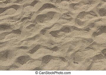 άμμος αχανής έκταση