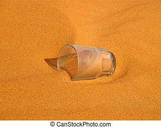 άμμοs , εγκαταλείπω , κόκκινο