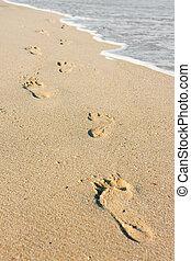 άμμοs , beachwalk, παραλία , θάλασσα