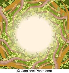 άνθινος , κορνίζα , δάσοs