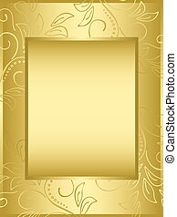 άνθινος , χρυσαφένιος , κορνίζα , μικροβιοφορέας , φόντο