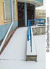 άνθρωποι , αδυναμία , ώρα , ράμπα , χιόνι , installed, έτος , σκεπαστός , πρώτα , οποιαδήποτε , κίνηση