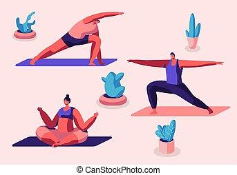 άνθρωποι , λωτός , mudra , padmasana , αγώνισμα , yoga αφαιρώ λάμψη , ασκώ , γιόγκης , κατηγορία , διαμέρισμα , άντρεs , ανοίγω , κάθονται , γυμναστήριο , λαμβάνω στάση , εικόνα , σύνολο , γελοιογραφία , στούντιο , γυναίκεs , άσκηση , μικροβιοφορέας , γυμναστική