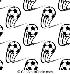 άνοδος , πρότυπο , ποδόσφαιρο μπάλα , seamless