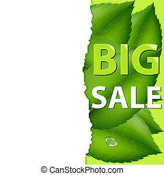 άνοιξη , αγορά διαφημιστική αφίσα