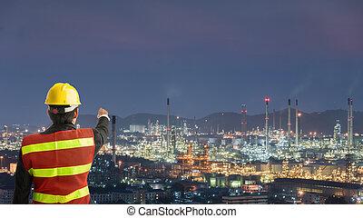 άντραs , άσπρο , ασφάλεια , χημικά πετρελαίου , μηχανική , ακάθιστος , κράνος
