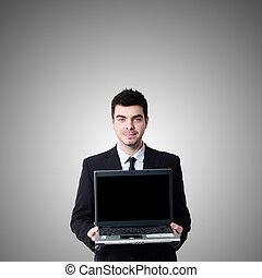 άντραs , σημειωματάριο , επιχείρηση