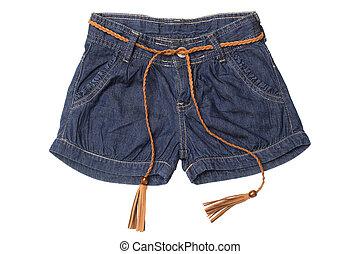 άπειρος , - , φορώ , χονδρό παντελόνι εργασίας , κοντό παντελονάκι