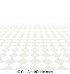 άποψη , floor., επιστρώνω με πλακάκια