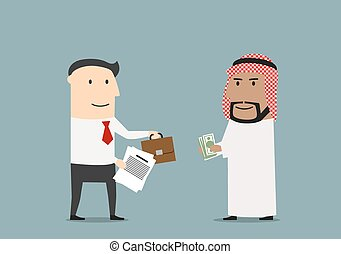 άραβας , επιχειρηματίας , τμήμα , πώληση , επιχείρηση