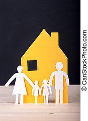 άσπρο , αξίες ακολουθία , οικογένεια