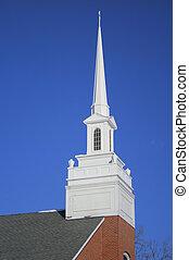 άσπρο , εκκλησία