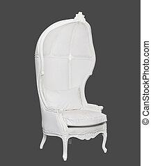 άσπρο , καρέκλα