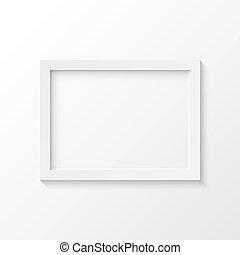 άσπρο , κορνίζα , μικροβιοφορέας , εικόνα