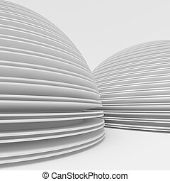 άσπρο , μοντέρνος αρχιτεκτονική , σχεδιάζω