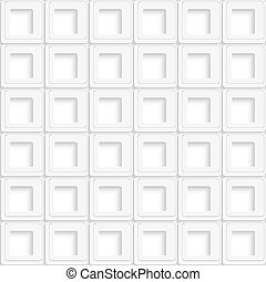 άσπρο , τετράγωνο , αφαιρώ