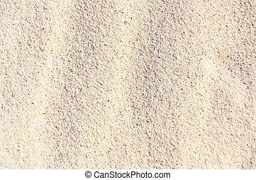 άσπρο , - , φόντο , θάλασσα , άμμοs