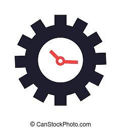 άσπρο , ώρα , ενδυμασία , φόντο , ρολόι