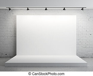άσπρο , backdrop