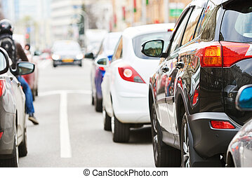 άστυ αστικός δρόμος , κυκλοφοριακή συμφόρηση , δρόμοs