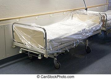 άσυλο ανιάτων κρεβάτι