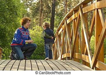 άφωνος , γέφυρα , αγόρι