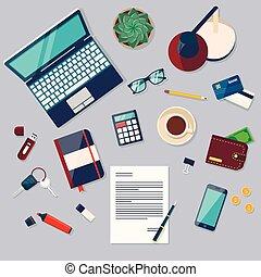 έγγραφα , γραφείο , ανώτατος , γραφείο , laptop , αγία γραφή , φόντο , ψηφιακός , αντικειμενικός σκοπός , βλέπω , έμβλημα