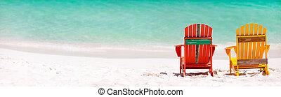 έδρα , caribbean ακρογιαλιά , γραφικός