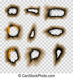 έκαψα , κομμάτι , έκαψα , ξεθώριασα , χαρτί , τρύπα , ρεαλιστικός , φωτιά , φλόγα , απομονωμένος , σελίδα , οθόνη , μετοχή του tear , στάχτη , μικροβιοφορέας , εικόνα